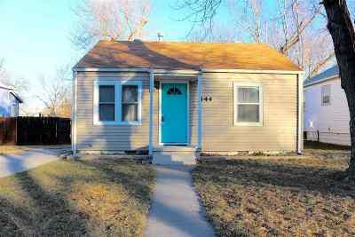 Wichita Single Family Home For Sale: 444 N Fern