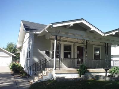Wichita Single Family Home For Sale: 2035 S Market St