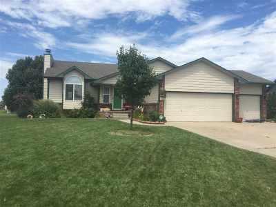 Goddard KS Single Family Home For Sale: $182,500
