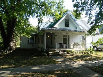 Winfield KS Single Family Home For Sale: $67,500