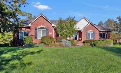 Wichita Single Family Home For Sale: 1573 N Rocky Creek Rd