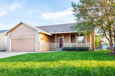 Mulvane Single Family Home For Sale: 419 E Myers Ct