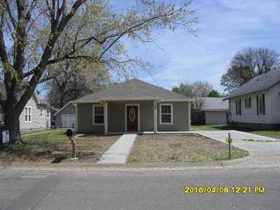 Arkansas City Single Family Home For Sale: 1206 N 5th