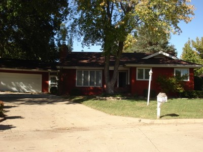 Winfield KS Single Family Home For Sale: $152,500
