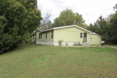 Arkansas City KS Single Family Home For Sale: $29,000