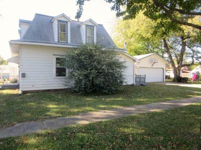Oxford Single Family Home For Sale: 201 W Olive Street