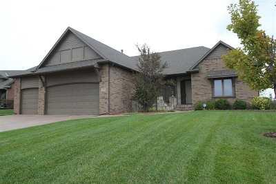 Wichita Single Family Home For Sale: 14306 W Ocala Ct