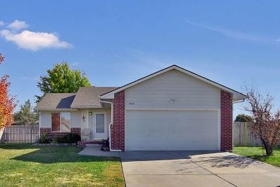 Goddard KS Single Family Home For Sale: $139,900