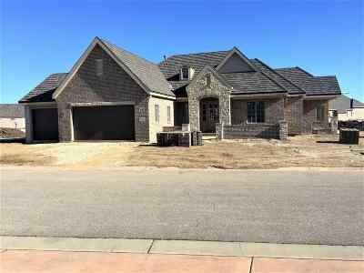 Wichita Single Family Home For Sale: 10603 E Mosaic