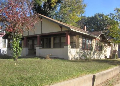 Arkansas City KS Single Family Home For Sale: $48,900