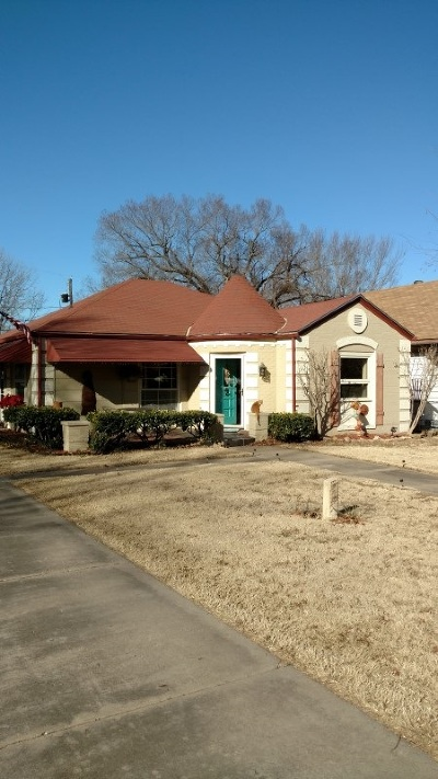 Arkansas City KS Single Family Home For Sale: $84,900