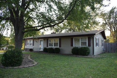 Newton Single Family Home For Sale: 301 Highland Ave