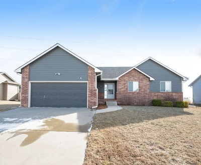 Haysville Single Family Home For Sale: 1879 W Lakeview Ct