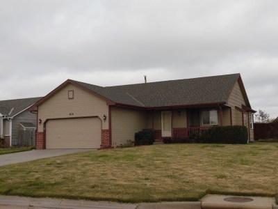 Haysville Single Family Home For Sale: 810 E Peach Ave