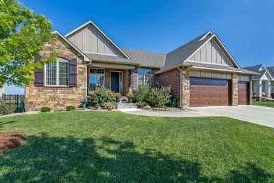 Wichita Single Family Home For Sale: 14302 E Churchill Cir