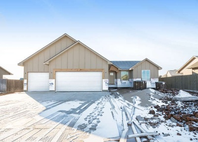 Goddard KS Single Family Home For Sale: $174,150
