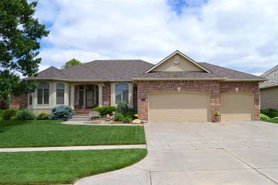 Wichita Single Family Home For Sale: 8510 W Northridge Rd