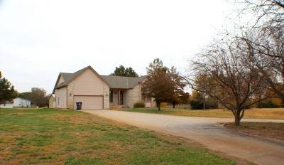 Haysville Single Family Home For Sale: 8738 S Ida Cir