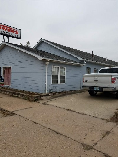Arkansas City KS Commercial For Sale: $89,900