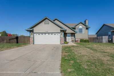 Derby Single Family Home For Sale: 2112 E Timber Creek Street