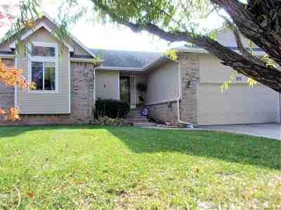 Derby Single Family Home For Sale: 1131 E Southcrest Cir