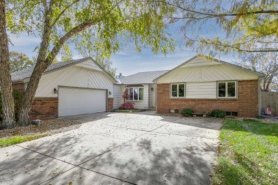 Derby Single Family Home For Sale: 1501 E Kay St