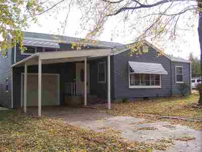 Augusta Single Family Home For Sale: 1400 N Henry