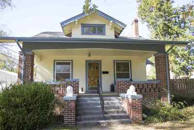 Augusta Single Family Home For Sale: 1023 Osage St