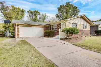 Wichita KS Single Family Home For Sale: $112,000