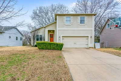 Derby Single Family Home For Sale: 301 N Valley Stream Dr