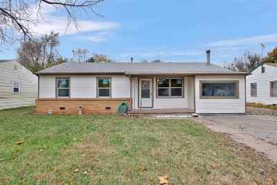 Derby Single Family Home For Sale: 1039 N Baltimore Ave