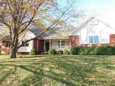 Derby Single Family Home For Sale: 1321 N Buckboard Ct