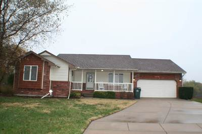 Bel Aire Single Family Home For Sale: 4516 N Westlake Ct.