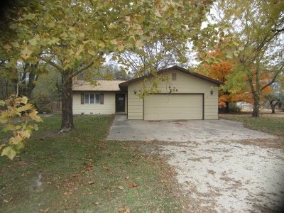 Haysville Single Family Home For Sale: 156 W 83rd St. S.