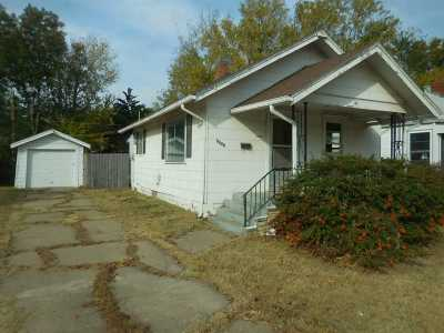 Single Family Home For Sale: 1545 N Payne Ave