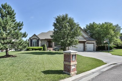 Wichita Single Family Home For Sale: 2553 N Rosemont Ct.