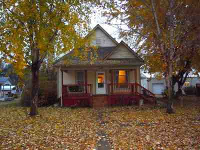 Clearwater Single Family Home For Sale: 118 N Byers Ave