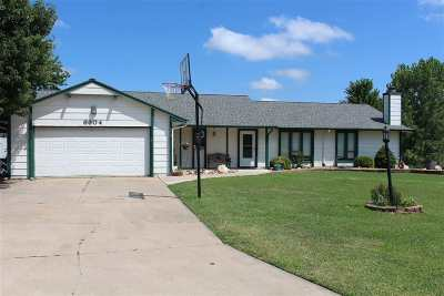 Derby Single Family Home For Sale: 6604 S Eagle Dr.