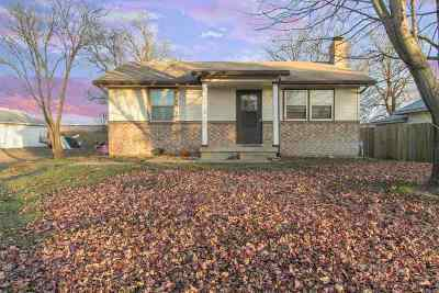 Haysville Single Family Home For Sale: 6510 S Osage St
