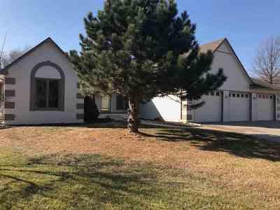 Wichita Single Family Home For Sale: 4725 N Baja Ct