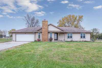 Andover KS Single Family Home For Sale: $150,000