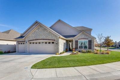 Maize Single Family Home For Sale: 9720 W Village Pl.