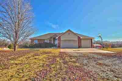 Viola Single Family Home For Sale: 8400 S Harvest Valley Cir