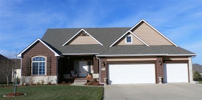 Maize Single Family Home For Sale: 4043 N Bluestem Ct
