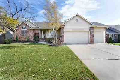 Derby Single Family Home For Sale: 1012 N Wisteria Dr