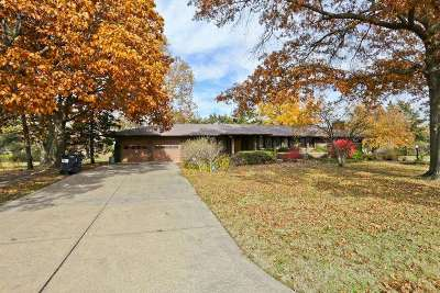 Wichita Single Family Home For Sale: 15812 E Stratford Row