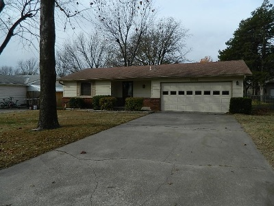 Arkansas City Single Family Home For Sale: 1715 N 10th