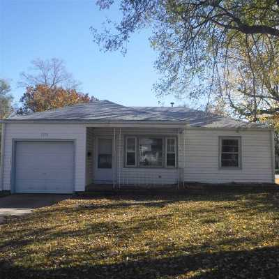 Wichita Single Family Home For Sale: 1150 S Glenn St