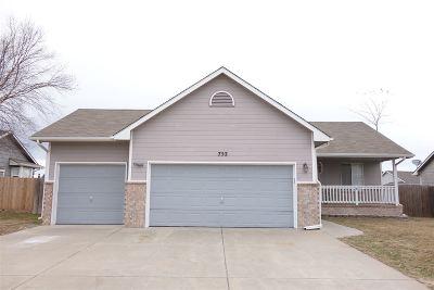 Haysville Single Family Home For Sale: 752 E Peach