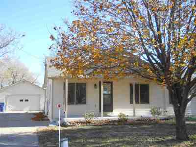 Wichita Single Family Home For Sale: 6126 S Seneca St